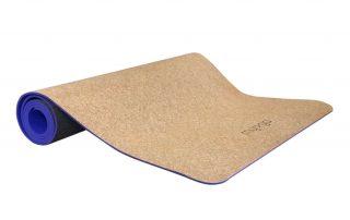 Premium Kork Yogamatte Matte leicht antibakteriell umweltfreundlich vegan rutschfest Bio Allrounder Baumrinde Grip Yoga Flachgau No Yoga
